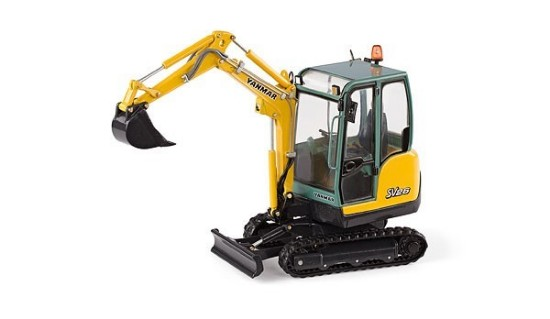 Picture of Yanmar SV26 Compact Excavator