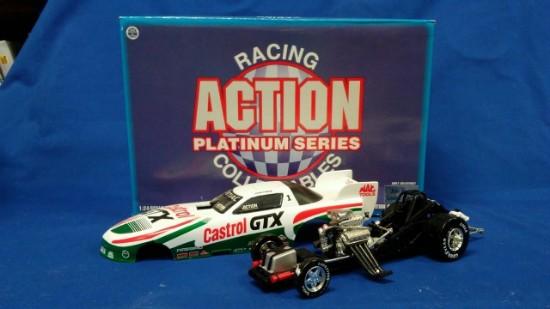 Picture of Pontiac Funny Car- Winston Drag Racing,  John Force