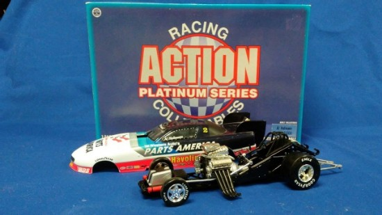 Picture of Pontiac Funny Car- Winston Drag Racing, Al Hofmann