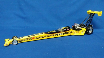 Picture of 1998 Dragster, Pennzoil / Eddie Hill