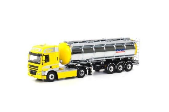 Picture of DAF CF 85 SC 4x2 Tanker trailer   DAF