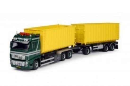 Picture of Volvo Globetrotter FH03 truck with NCH dump system