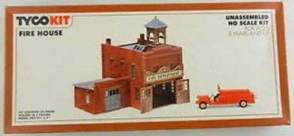 "Picture of Fire House Kit - 6 1/2"" x 5"""