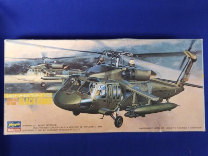 Picture of UH-60A Black Hawk