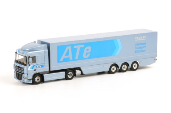 Picture of DAF XF 105 SPACE CAB + ATe van trailer