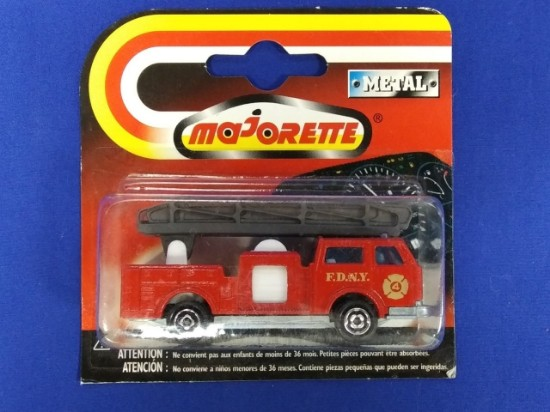 Picture of F.D.N.Y  fire pumper