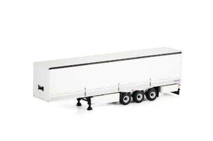 Picture of CURTAINSIDE TRAILER BORDEN - 3 AXLE