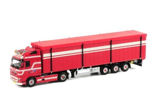 """Picture of Volvo FH - CargoFloor Stam """"Waalwijk"""