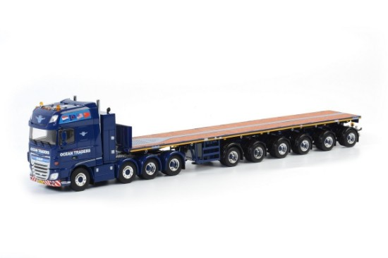 Picture of DAF XF SSC FTM w/Nooteboom Ballast Trailer - Ocean Traders