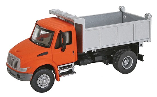 Picture of International 4300 Single-Axle Dump Truck