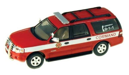 Picture of 2007 Ford Expedition EL SSP SUV- Fire Commander