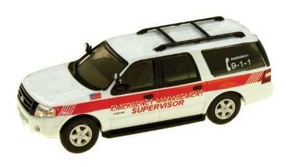 Picture of 2007 Ford Expedition EL SSP SUV- Emergency Management Supervisor