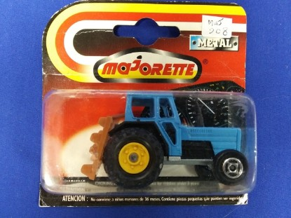 Picture of Blue Tractor