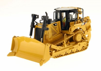Picture of Caterpillar D8T dozer with single shank ripper