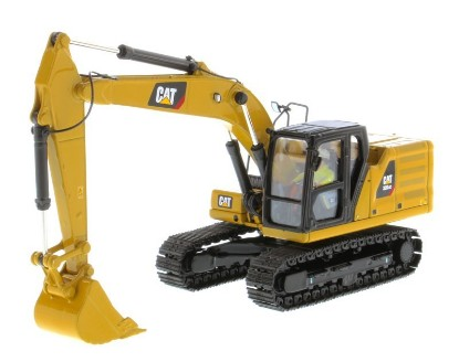 Picture of Caterpillar 320 GC track excavator