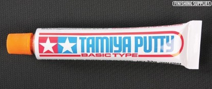Picture of Basic Type Putty -- 1.13oz 32g Tube (gray)