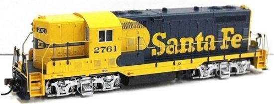 Picture of GP7 Diesel Locomotive DCC Ready Santa Fe #2761