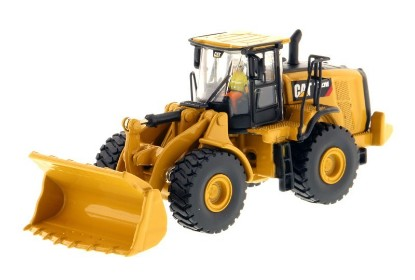 Picture of Caterpillar 972M wheel loader