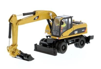 Picture of Caterpillar M318D wheel excavator