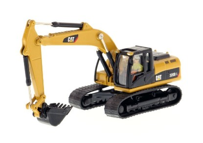 Picture of Caterpillar 320D L track excavator