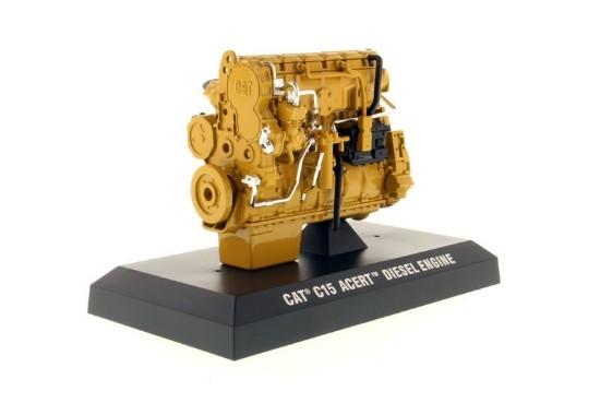Picture of Caterpillar C15 ACERT engine