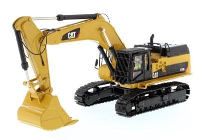 Picture of Caterpillar 374D L track excavator