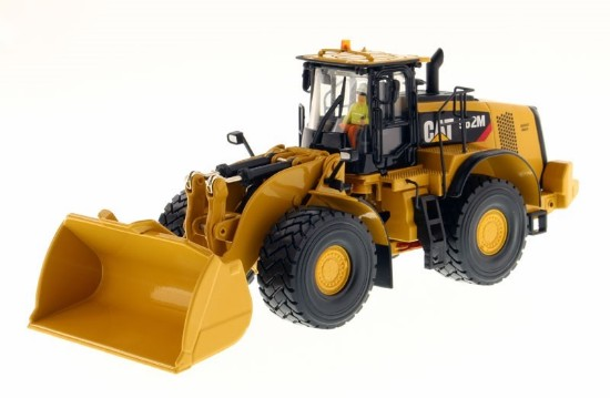 Picture of Caterpillar 982M wheel loader