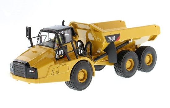 Picture of Caterpillar 740B articulated dump