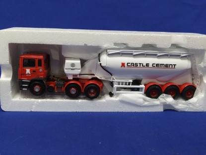 Picture of ERF powder tank CASTLE CEMENT