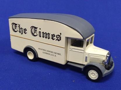 "Picture of 1931 Morris Van ""London Times"