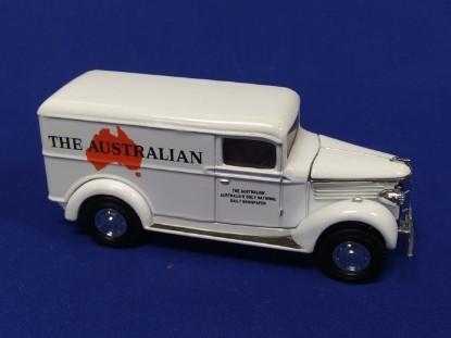 """Picture of 1937 GMC Van  """"The Australian"""""""