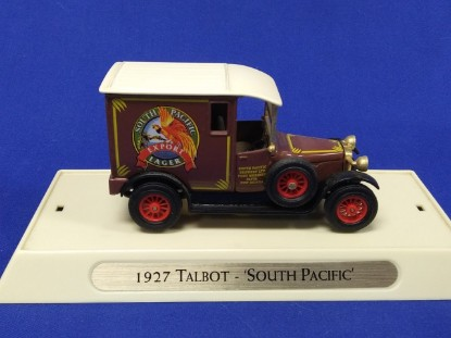 "Picture of 1927 Talbot  ""South Pacific"""