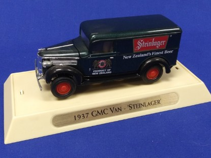 "Picture of 1937 GMC Van ""Steinlager"""