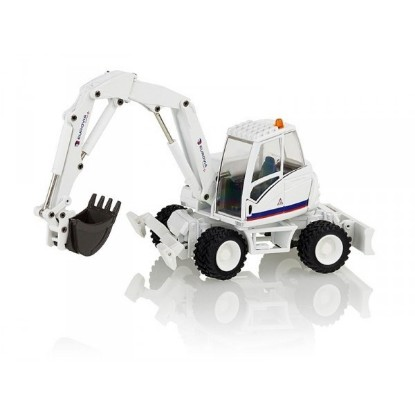 Picture of Mecalac 714MW wheel excavator - EUROVIA