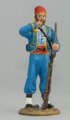 Picture of Civil War Union Private, 146th New York