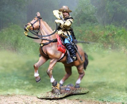 Picture of Civil War - Mosby's Mounted Corporal