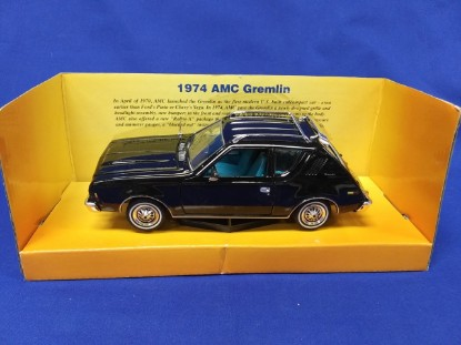 Picture of 1974 AMC Grmlin - black