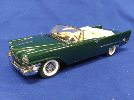 Picture of 1957 Chrysler 300C convertible - forest green