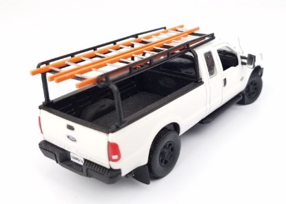 Picture of Ladder Rack  for SWM Ford F250 pickup long bed