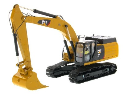 Picture of Caterpillar 349F L XE  track excavator