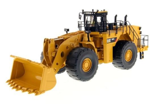 Picture of Caterpillar 993K wheel loader