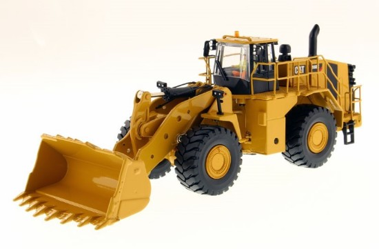 Picture of Caterpillar 988K wheel loader