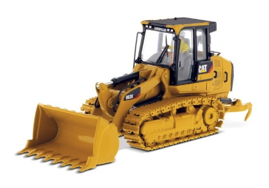 Picture of Caterpillar 963K track loader