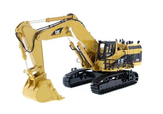 Picture of Caterpillar 5110B metal track excavator