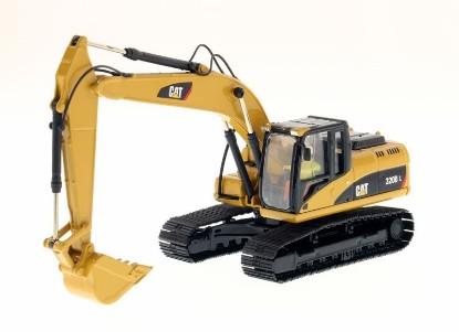 Picture of Caterpillar 320D L track excavator