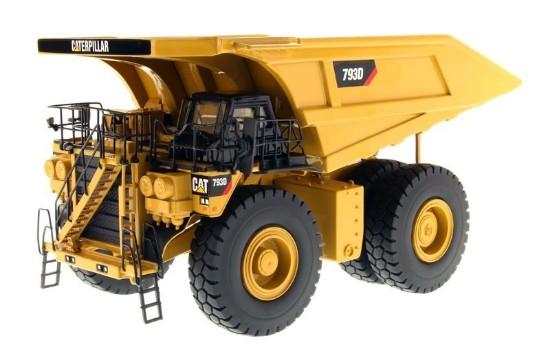 Picture of Caterpillar 793D mining dump