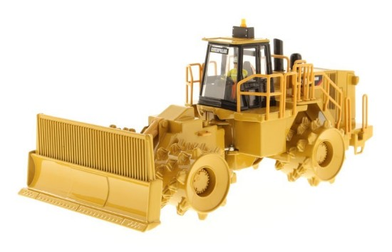Picture of Caterpillar 836H landfill compactor