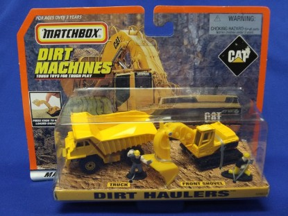 Picture of Caterpillar  Truck & Front Shovel