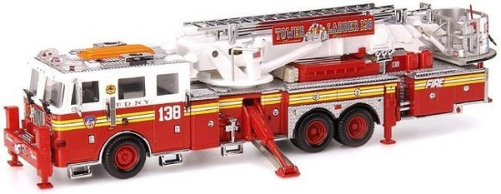 Picture of FDNY Aerialscope Tower Ladder #17