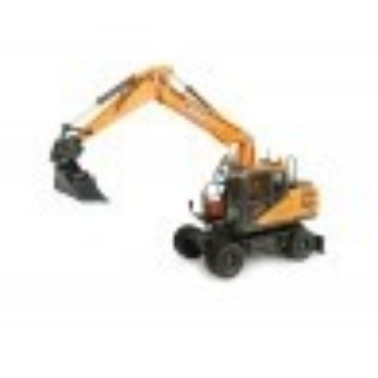 Picture of Doosan DX160W with Tilting bucket & Clamshell bucket